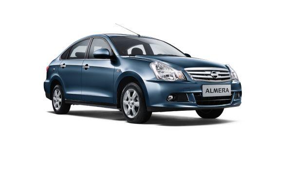 Nissan Almera new 2019